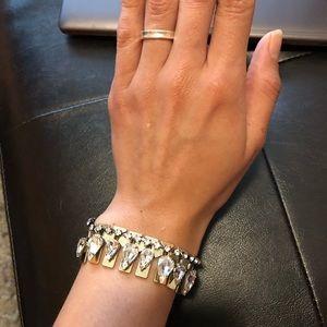 Kenneth Cole statement bracelet